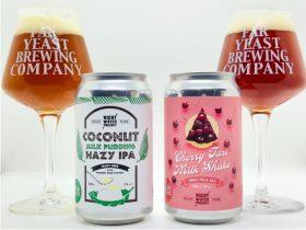Far Yeast Brewing、「Coconut Milk Pudding Hazy IPA」など2種