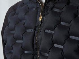 デサントジャパン、「エアーチューニングジャケット」