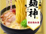 明星食品、袋めん「明星 麺神 濃香鶏白湯」