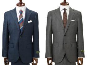 青山商事、イタリアのブランド「ロロピアーナ」が生産する高品質ウール生地を使用したスーツ