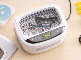 サンワサプライ、「サンワダイレクト」でタイマーと水温調整機能付き容量2.5L/3Lの超音波洗浄機
