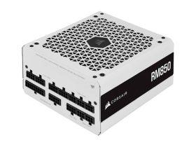 リンクス、高耐久電源ユニットCORSAIR RM White 2021 シリーズ