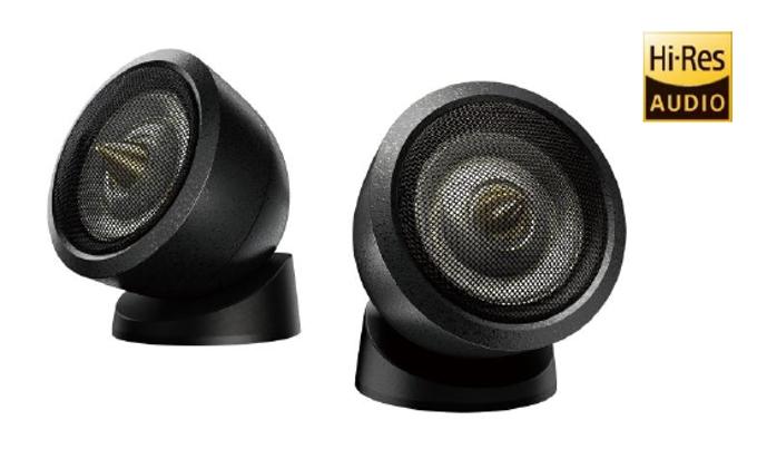 パイオニア、ハイレゾ音源の再生に対応したチューンアップトゥイーター「TS-T930」